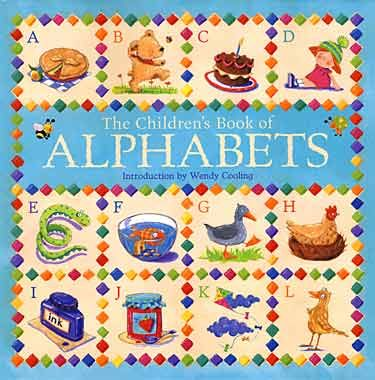 The Children's Book Of Alphabets