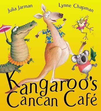 Kangaroos Cancan café
