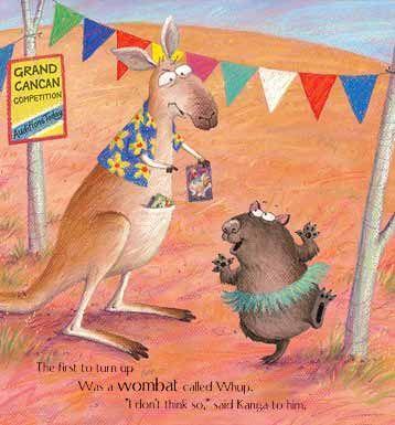 kangwombat