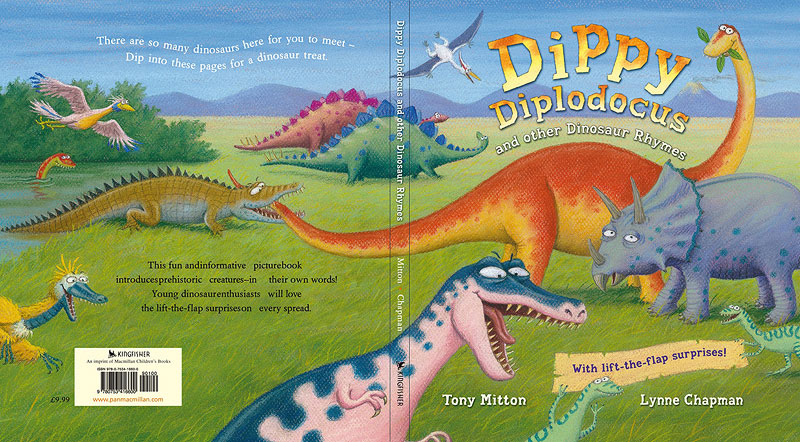 Dippy Diplodocus Changes His Name