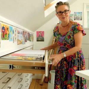 Lynne Chapman - Interview